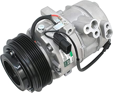 Details about  /A//C Compressor with Clutch Four Seasons 68369 For Kia Sportage Toyota Pickup