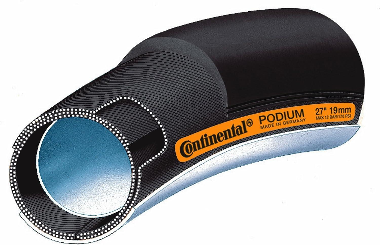 (Black, 700x22mm)  Continental Podium TT Tubular Tyre 700x22