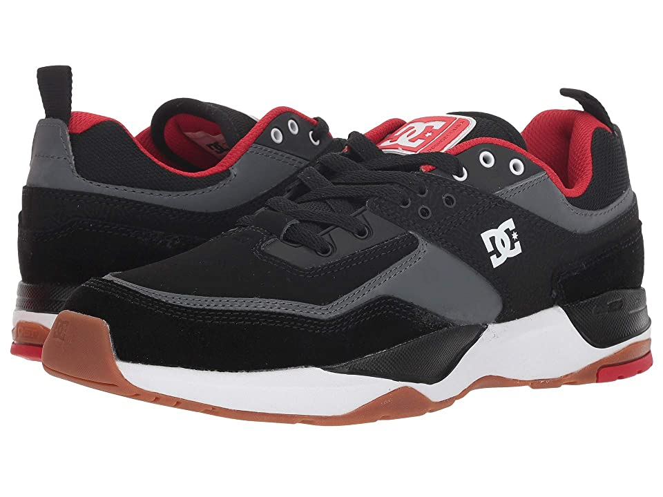 DC E. Tribeka (Black/Grey/Red 2) Men