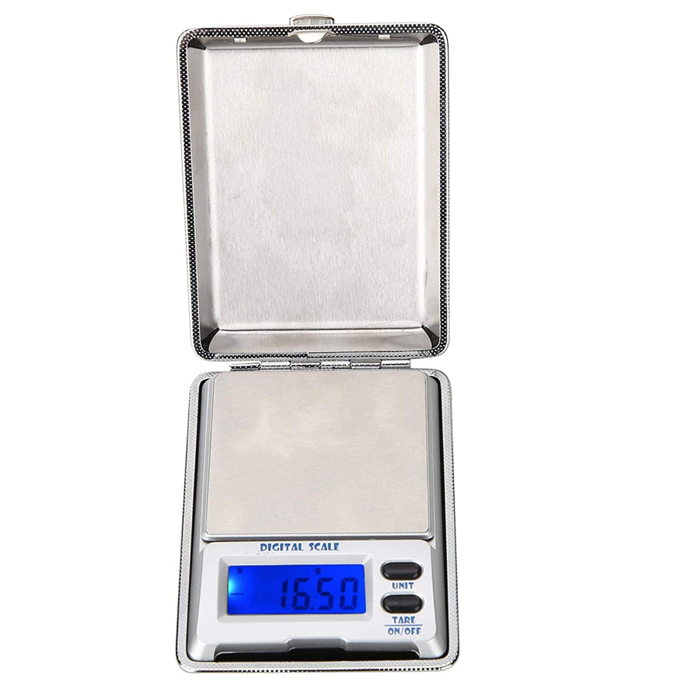 Okuyonic Digital Scale 500g Pocket Topics on TV Great interest for Range Laboratory