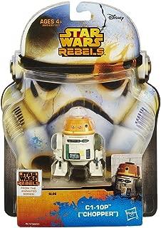 Star Wars Rebels Saga Legends C1-10P (Chopper) Figure