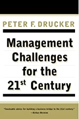 MANAGEMENT CHALLENGES for the 21st Century Kindle Edition
