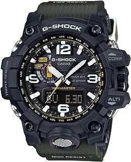 Men's G-Shock GWG1000-1A3 Army Green/Black Resin Quartz Watch