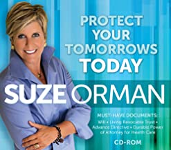 suze orman protect your tomorrows today cd