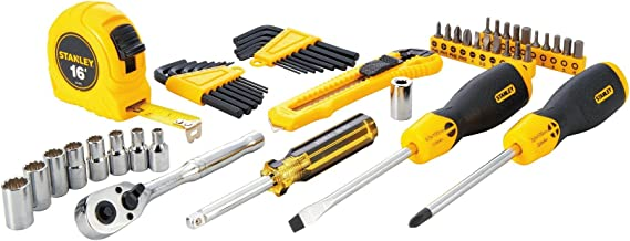 Best stanley 51 piece tool set with case Reviews
