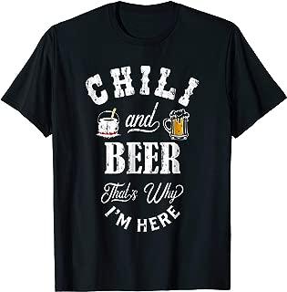 chili cook off shirt