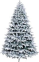 WSJTT Seasonal Décor Christmas Trees Artificial Christmas Tree 6 Feet Christmas Tree with Metal Stand for Christmas Decora...