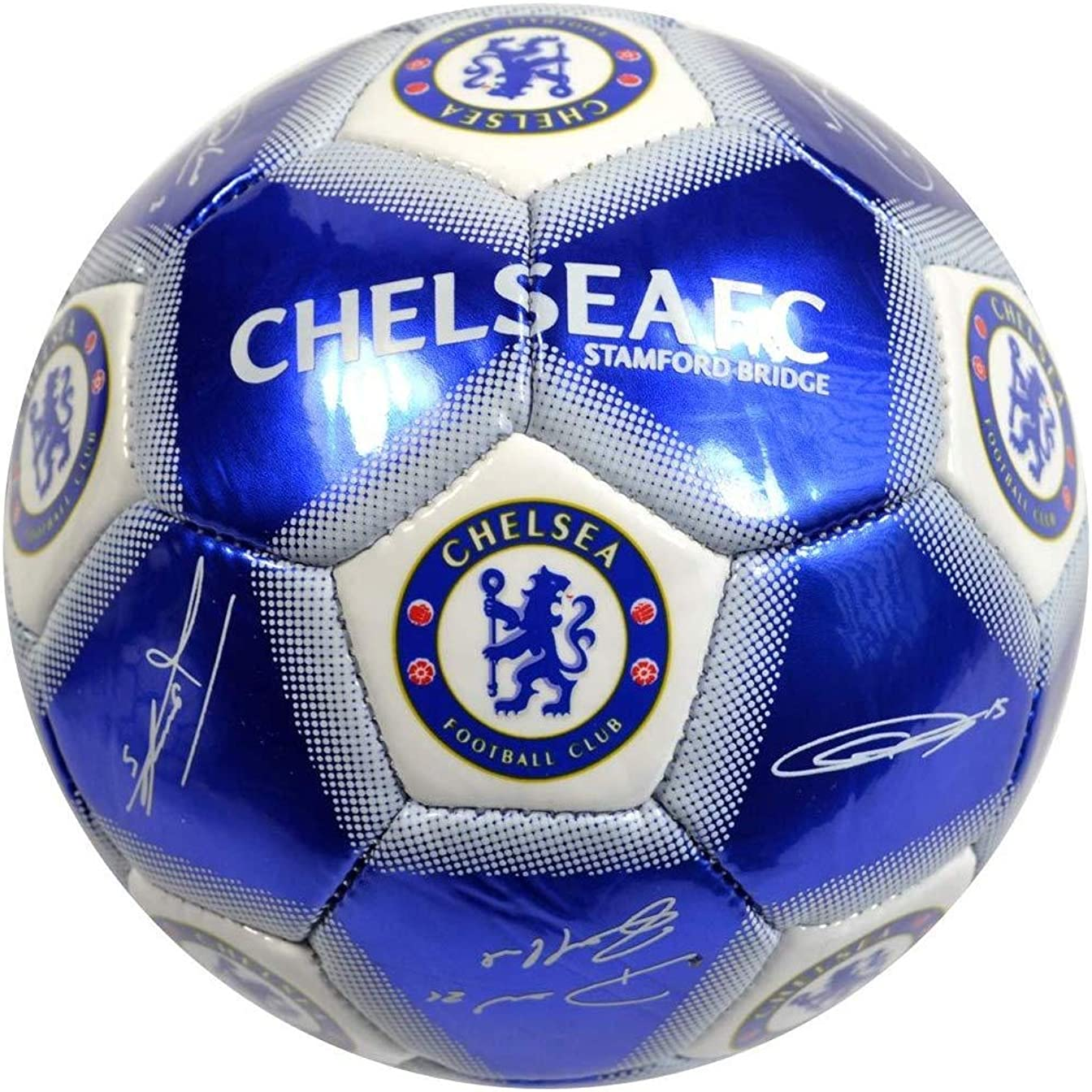 Chelsea Cheap mail order specialty store Ranking TOP16 FC Official Signature Mini Soccer Ball