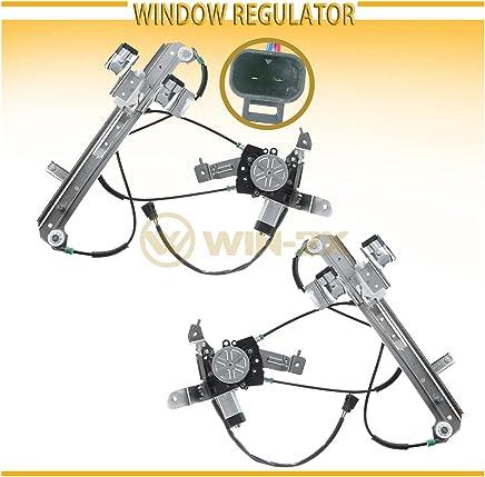 1pc New Front Right Power Window Regulator w// Motor Fit 00.3-04 Grand Cherokee