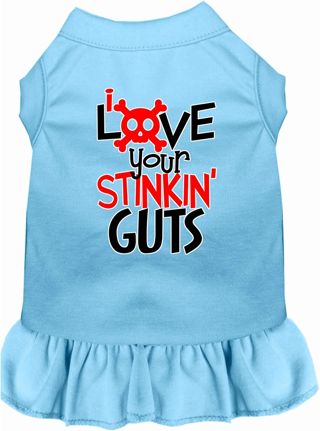 Mirage Pet Product Love Your Stinkin Dog Screen sold out Guts famous Print Dress