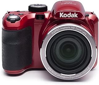 Kodak PIXPRO Astro Zoom AZ421-RD 16MP Digital Camera with 42X Optical Zoom and 3