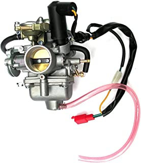 Aquiver Auto Parts New Carburetor for Honda Helix CN250 CF250 CH250 China Scooter Moped ATV Quad Go Karts 250cc Engine Motor