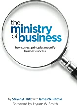 ministry of business book