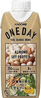 カゴメ ONEDAY Almond SOYPROTEIN(ワンデイ アーモンド ソイプロテイン) 330ml ×12本