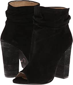 Laurel Peep Toe Bootie