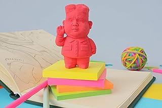 Gift Republic Dictator Eraser, Red