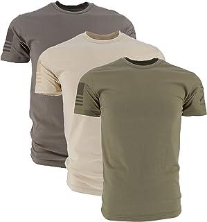 Grunt Style Ghost Basic Crew Men`s T-Shirt