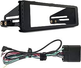 Enrock EHDRAB98-13 Harley Davidson Single-DIN Stereo Installation Kit Fits 1998-2013