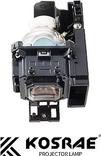 KOSRAE VT85LP Replacement Lamp for NEC VT480 VT490 VT491 VT495 VT580 VT590 VT595 VT695 Projector