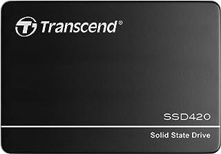 "Transcend 業務用/産業用 組込向けSSD 128GB 2.5""SATA 2D MLC NAND採用 高耐久 3年保証 TS128GSSD420K"