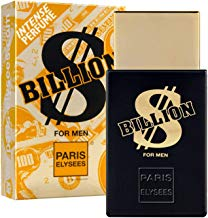 BILLION DOLLAR Perfume para hombre Paris Elysees vaporizador 100 ml