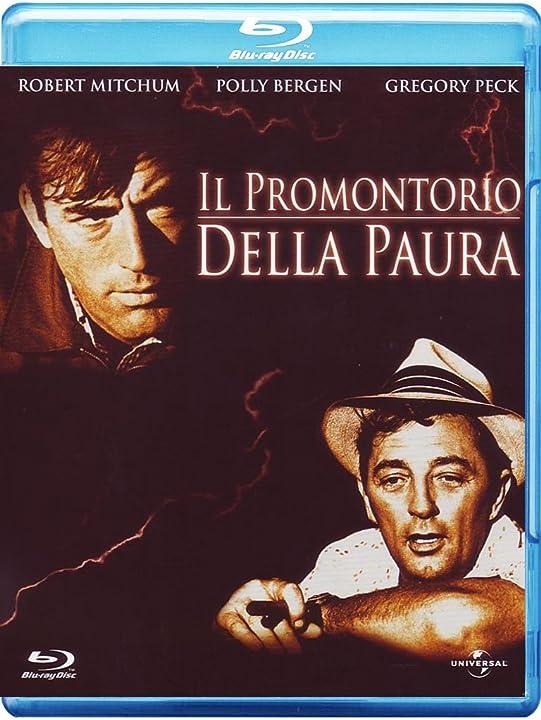 Dvd - film - il promontorio della paura (1962) B005Q6MHP4
