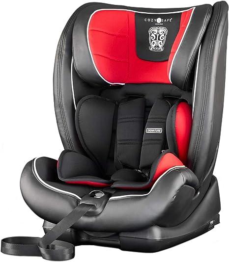 Cozy N Safe,Excalibur Group 123 (25KG Harness) Child Car Seat, Red: image