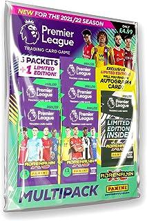 Panini Premier League 2021/22 Adrenalyn XL Multipack