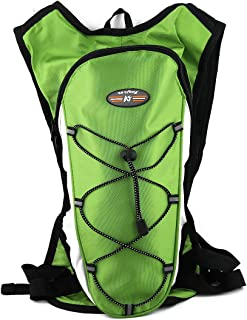 uxcell Outdoor Sports Hiking Camping Daypack Travel Cycling Water Bladder Bag Hydration Backpack Pack