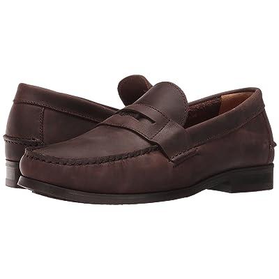 Sebago Conrad Penny (Dark Brown Way Leather) Men