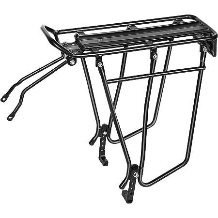 Ibera Bike Cycling Carrier Disc Brake Rear Rack Seat Post Mount NEW IB-RA5-R