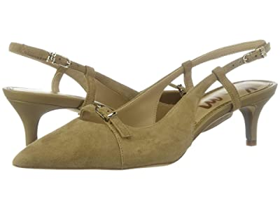 Sam Edelman Denia (Oatmeal Suede Leather) Women