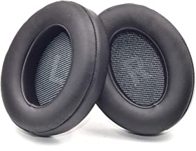 Defean Replacement Ear Pads V700 Earpad Potein Leather and Memory Foam for JBL V700 Headphone (JBL v700nxt, Black)