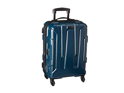 Samsonite 20 Centric Spinner (Teal) Luggage