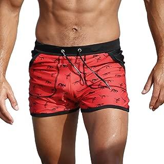 Taddlee Mens Swimwear Bikini Swim Trunks Briefs Shorts Bathing Suits Square Cuts
