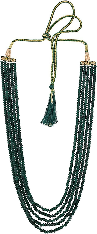 Ratnavali Dedication Jewels Multi Color Quartz Fashion sale N Beads Stone Strand