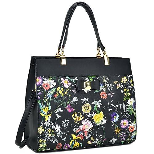 Floral Handbags: Amazon.com