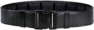 Bianchi 7955 ErgoTek Duty Belt - Basket Black, Waist Size 30-32in,