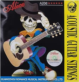 Best acoustic guitar strings alice Reviews