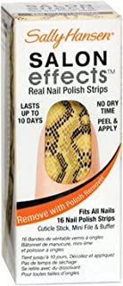 Sally Hansen Salon Effects Nail Polish Strips - Brattlesnake