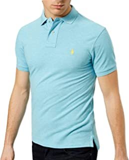 dc82a36a Eligible for FREE Delivery. Ralph Lauren Men's Polo Shirt Custom Fit