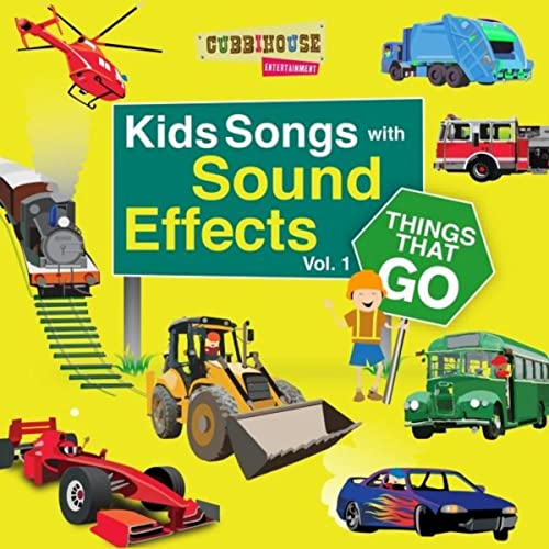 Street Car Song With Sound Effects by Cubbihouse on Amazon
