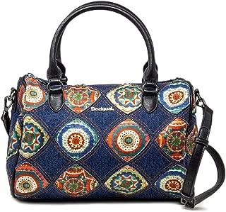 Luxury Fashion   Desigual Womens 19WAXD15BLUE Blue Handbag   Fall Winter 19