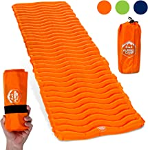 Best backpacking inflatable mattress Reviews