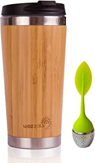 Best bamboo travel cups Reviews