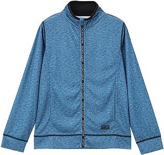 SARARI(サラリ) UPF50+ボーイズ ジップラッシュTシャツ 24424284 キッズ