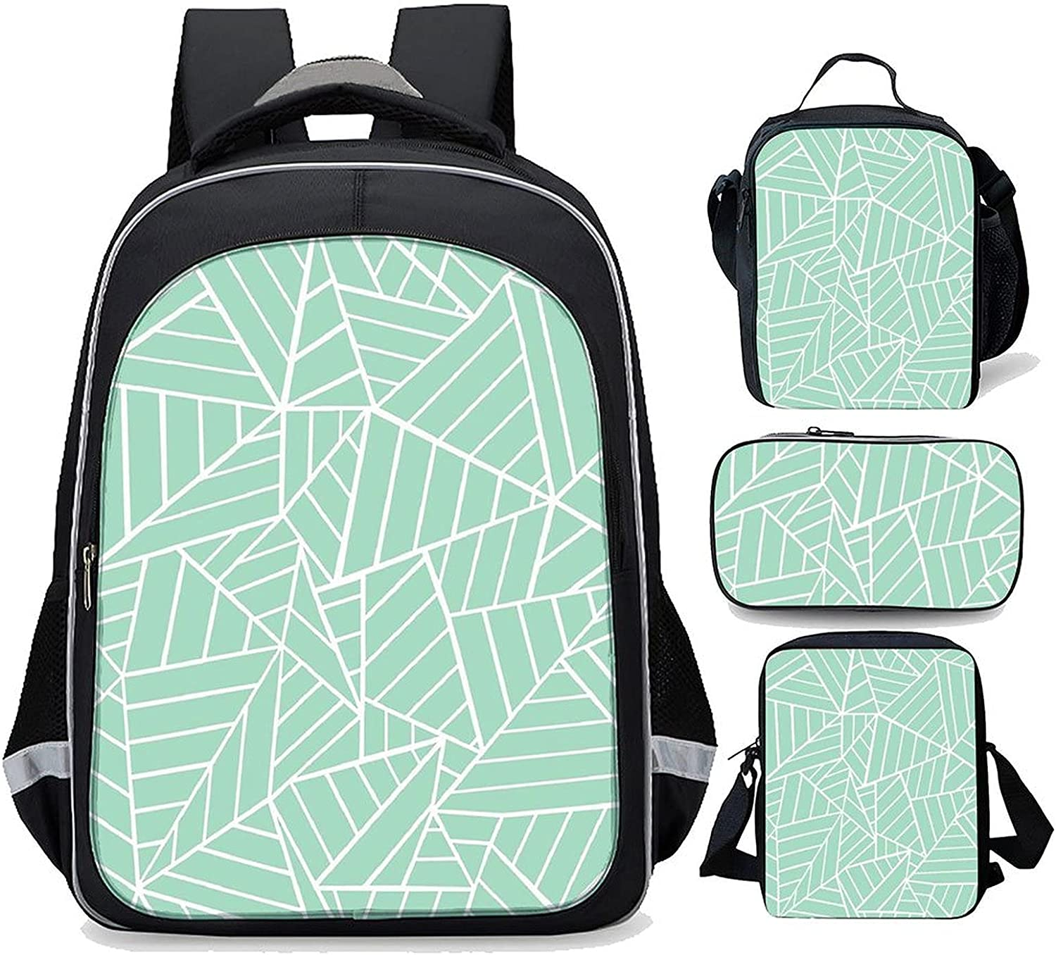 Max 42% OFF Ab Lines New Mint Inventory cleanup selling sale Green multifunctional wo four-piece Waterproof