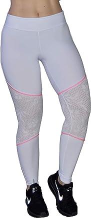 3b34a6e942c2 COLCCI FITNESS Leggings 25700126 White Flower Texture