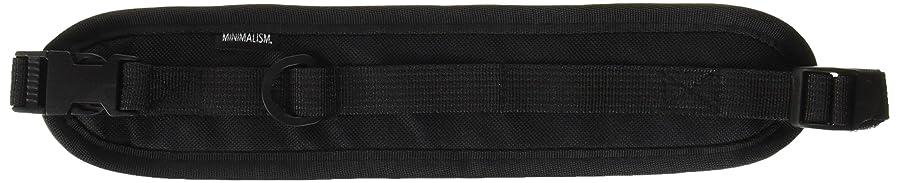 調子グリーンバックインチTICT(ティクト) ロッドベルト ミニマリズム ベルト30 ブラック