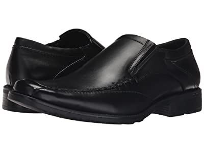Kenneth Cole Reaction Slick Deal (Black) Men